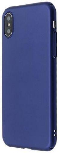 Protectie Spate Just Must Uvo pentru Apple iPhone X (Albastru)