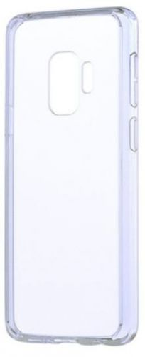Protectie Spate Devia Drop Resistance pentru Samsung Galaxy S9 (Transparent)
