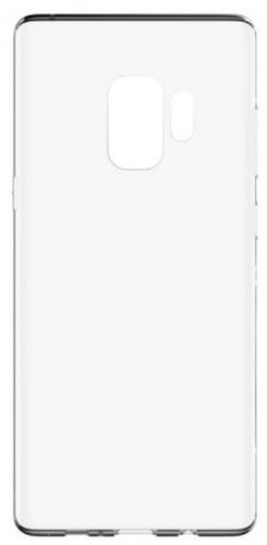 Protectie Spate Devia Silicon Naked Crystal pentru Samsung Galaxy S9 (Transparent)