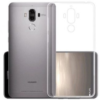 Protectie Spate Devia Silicon Naked Crystal pentru Huawei Mate 10 Pro (Transparent)