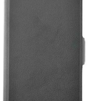 Husa Book Cover Lemontti Elegant pentru Huawei Mate 10 Pro (Negru)