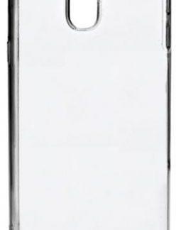 Protectie Spate Lemontti Silicon PRSILILEMJ52017 pentru Samsung Galaxy J5 2017 (Transparent)