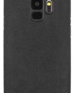 Protectie Spate Just Must Origin Fiber pentru Samsung Galaxy S9 (Negru)