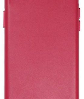 Protectie Spate Just Must Origin Leather pentru Apple iPhone 7 Plus / 8 Plus (Rosu)