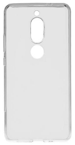 Protectie Spate Lemontti Silicon LMSILHM10LT pentru Huawei Mate 10 Lite (Transparent)