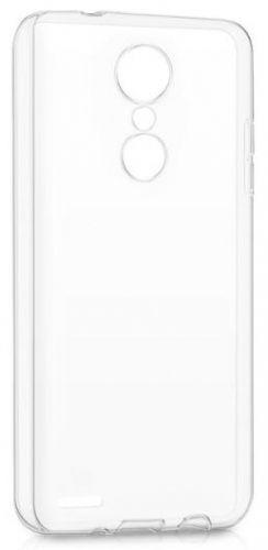 Protectie Spate Lemontti Silicon LMSILK82018T pentru LG K8 2018 (Transparent)