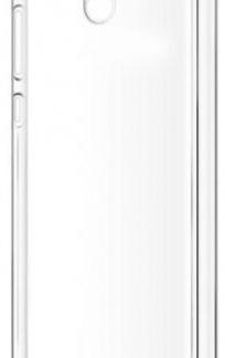 Protectie Spate Lemontti Silicon LMSILNOK3T pentru Nokia 3 (Transparent)