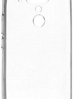 Protectie Spate Lemontti Silicon LMSILU12T pentru HTC U12 (Transparent)