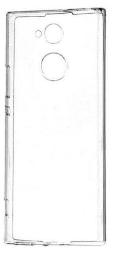 Protectie Spate Lemontti Silicon LMSILXA2T pentru Sony Xperia XA2 (Transparent)