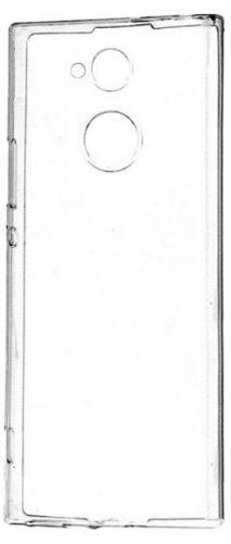 Protectie Spate Lemontti Silicon LMSILXA2UT pentru Sony Xperia XA2 Ultra (Transparent)