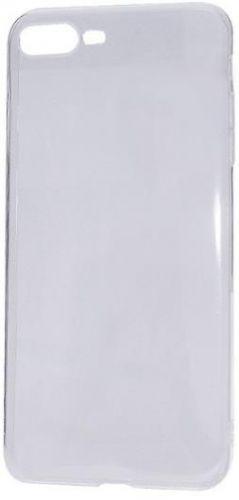 Protectie Spate Lemontti Silicon PRSILILEMIPH7PT pentru iPhone 8 Plus/7 Plus (Transparent)