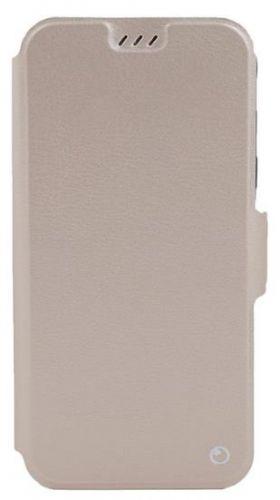 Husa Book Cover Lemontti Elegant TLEM10LTGD pentru Huawei Mate 10 Lite (Auriu)