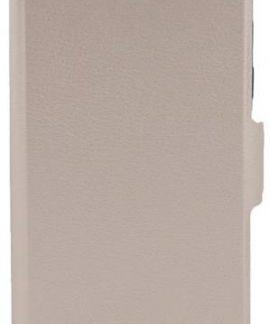 Husa Book Cover Lemontti Elegant pentru Huawei Mate 10 Pro (Auriu)