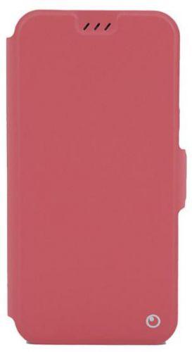 Husa Book Cover Lemontti Elegant pentru Huawei Mate 10 Pro (Rosu)