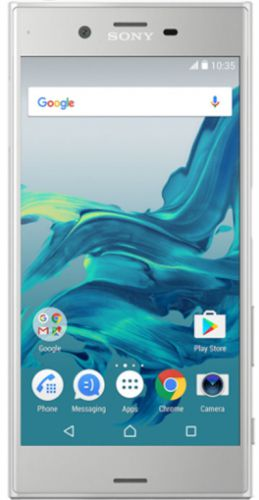 Telefon Mobil Sony Xperia XZ F8331, Procesor Quad-Core 2.15GHz / 1.6GHz, IPS LCD Capacitive touchscreen 5.2inch, 3GB RAM, 32GB Flash, 23MP, Wi-Fi, 4G, Android (Argintiu)