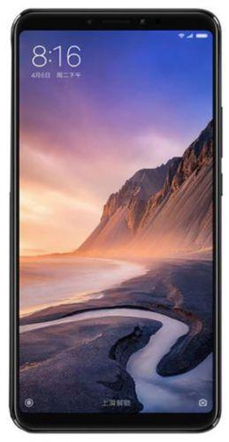 Telefon Mobil Xiaomi Mi Max 3, Procesor Octa-core 1.8GHz, IPS LCD Capacitive touchscreen 6.9inch, 4GB RAM, 64GB Flash, Camera Duala 12+5MP, Wi-Fi, 4G, Dual Sim, Android (Negru)