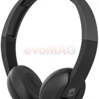 Casti stereo SkullCandy Uproar, Bluetooth (Negru/Gri)