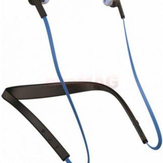 Casti Stereo Jabra Halo Smart, Bluetooth, Multi Point, Rezistent la apa si praf (Albastru)