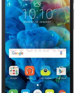 Telefon Mobil Alcatel Pop 4 Plus, Procesor Quad-Core 1.1GHz, IPS HD Capacitive touchscreen 5.5inch, 1.5GB RAM, 16GB Flash, 8MP, Wi-Fi, 4G, Dual Sim, Android (Argintiu)