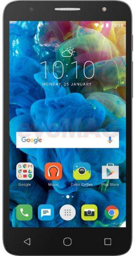 Telefon Mobil Alcatel Pop 4 Plus, Procesor Quad-Core 1.1GHz, IPS HD Capacitive touchscreen 5.5inch, 1.5GB RAM, 16GB Flash, 8MP, Wi-Fi, 4G, Dual Sim, Android (Argintiu)