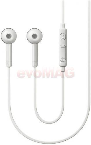 Casti Stereo Samsung EO-EG900BW, Microfon, bulk (Alb)