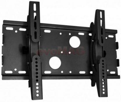 Suport Perete Reflecta 37-15B, 23inch - 40inch, 75 kg (Negru)