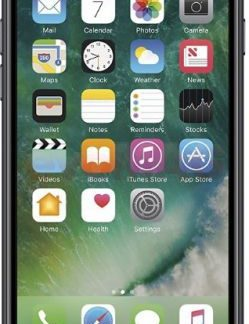 Telefon Mobil Apple iPhone 7, Procesor Quad-Core, LED-backlit IPS LCD Capacitive touchscreen 4.7inch, 2GB RAM, 32GB Flash, 12MP, Wi-Fi, 4G, iOS (Negru)