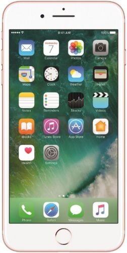 Telefon Mobil Apple iPhone 7 Plus, Procesor Quad-Core 2.23GHz, LED-backlit IPS LCD Capacitive touchscreen 5.5inch, 3GB RAM, 32GB Flash, Dual 12MP, Wi-Fi, 4G, iOS (Rose Gold)