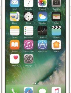 Telefon Mobil Apple iPhone 7, Procesor Quad-Core, LED-backlit IPS LCD Capacitive touchscreen 4.7inch, 2GB RAM, 128GB Flash, 12MP, Wi-Fi, 4G, iOS (Argintiu)