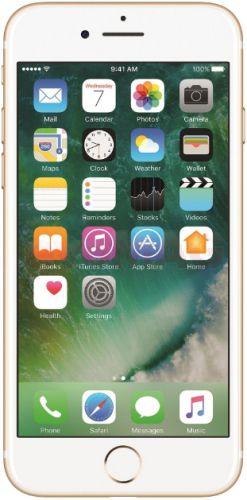 Telefon Mobil Apple iPhone 7, Procesor Quad-Core, LED-backlit IPS LCD Capacitive touchscreen 4.7inch, 2GB RAM, 128GB Flash, 12MP, Wi-Fi, 4G, iOS (Auriu)