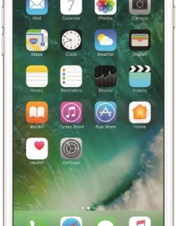 Telefon Mobil Apple iPhone 7 Plus, Procesor Quad-Core 2.23GHz, LED-backlit IPS LCD Capacitive touchscreen 5.5inch, 3GB RAM, 128GB Flash, Dual 12MP, Wi-Fi, 4G, iOS (Argintiu)