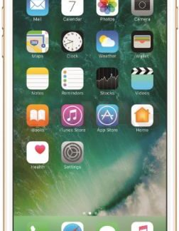 Telefon Mobil Apple iPhone 7 Plus, Procesor Quad-Core 2.23GHz, LED-backlit IPS LCD Capacitive touchscreen 5.5inch, 3GB RAM, 128GB Flash, Dual 12MP, Wi-Fi, 4G, iOS (Auriu)