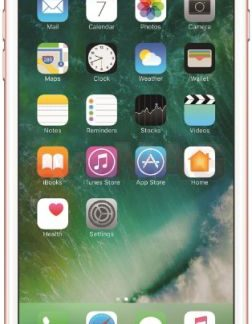 Telefon Mobil Apple iPhone 7 Plus, Procesor Quad-Core 2.23GHz, LED-backlit IPS LCD Capacitive touchscreen 5.5inch, 3GB RAM, 128GB Flash, Dual 12MP, Wi-Fi, 4G, iOS (Rose Gold)