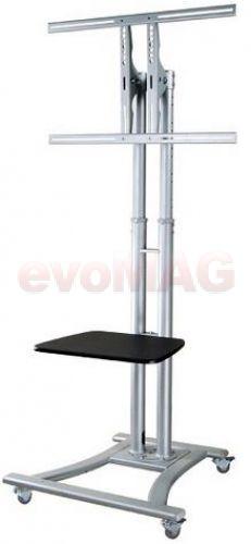 Stand TV NewStar PLASMA-M1800E, 27inch - 70inch, 50 Kg (Argintiu)
