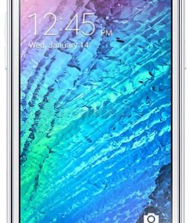 Telefon Mobil Samsung Galaxy J1 Ace, Procesor Quad-Core 1.5GHz, Super AMOLED capacitive touchscreen 4.3inch, 1GB RAM, 4GB Flash, 5MP, Wi-Fi, 4G, Dual Sim, Android (Alb)