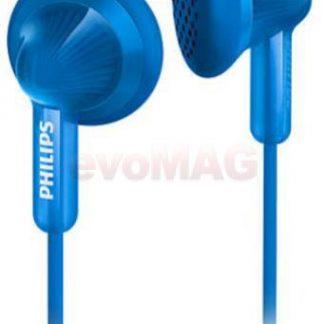 Casti Stereo Philips SHE3010BL/00 (Albastru)