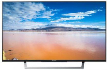 Televizor LED Sony Bravia 80 cm (32inch) KDL32WD755BAEP, Full HD, Smart TV, WiFi, CI+