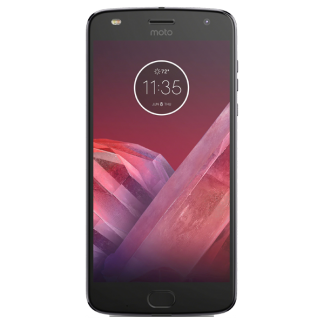 Motorola Moto Z2 Play 64GB Dark Grey