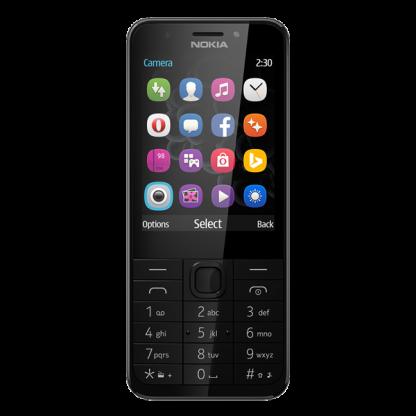 Nokia 230 16MB Dual SIM Black