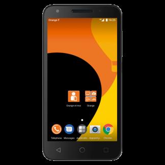 Orange Rise 52 8GB Black