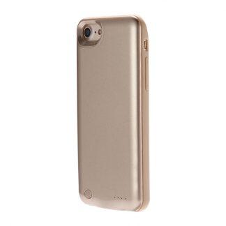 Acumulator Power Case 10000mAh pentru iPhone 7, Gold