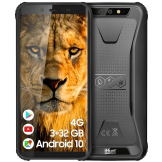 iHunt S60 Discovery Plus 2021 Black